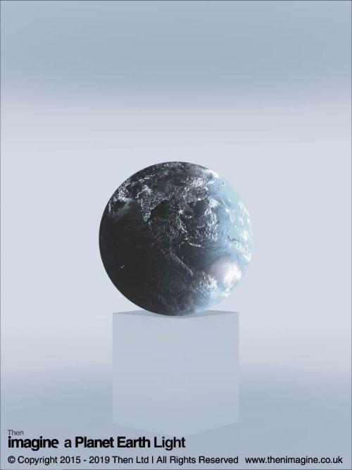 A Lunar Moon Ceiling Downlighter Shade Then Imagine